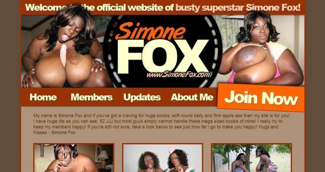 SimoneFox - SiteRip
