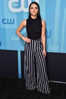 Camila Mendes - The CW Network's Upfront in New York City | May 18, 2017