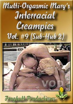 Multi Orgasmic Mary Interracial Creampies #9